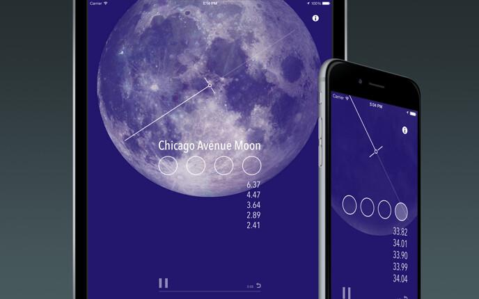 Chicago Avenue Moon 2.0 screenshot